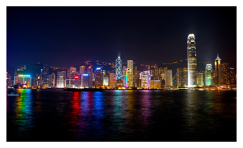 Hong Kong 2009 by DeepKick