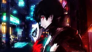 Beneath the Mask - Persona 5 - Ren Amamiya