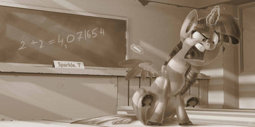 Because this is equestria.