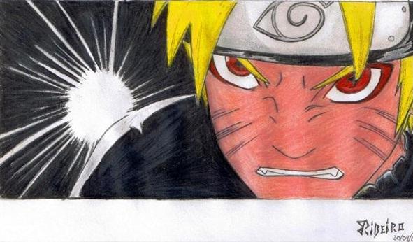 naruto sage mode kyuubi. Naruto+sage+mode+face sage