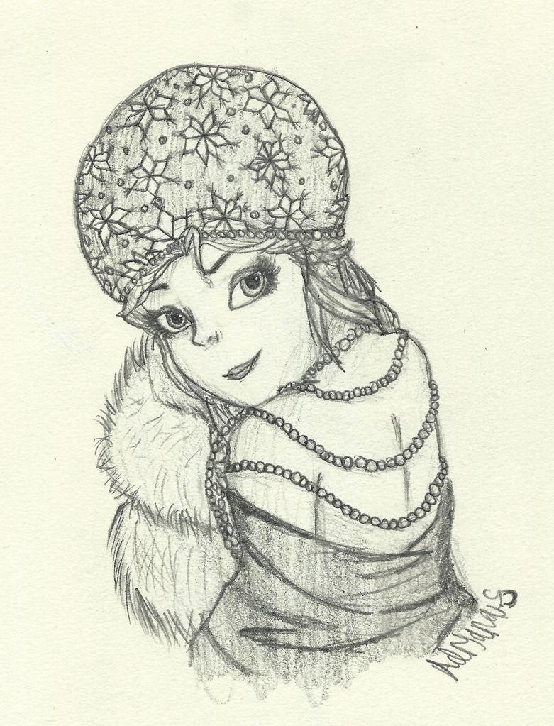 20's Elsa by alee1997