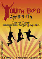 Youth Expo Poster by scarlet-rain