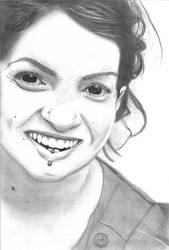 Self-portrait 26-8-12