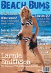 Beach Bums Magazine Cover