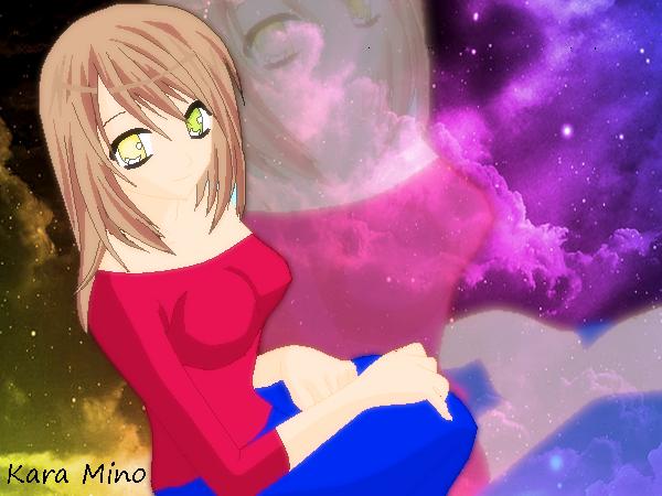 Kara Mino^^ by LukaxYuki