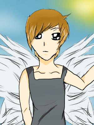Angel :'3 by LukaxYuki