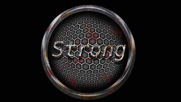 Strong by LukaxYuki