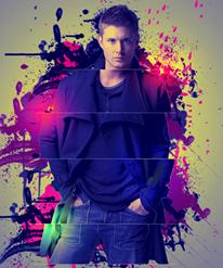 Jensen Ackles by LukaxYuki