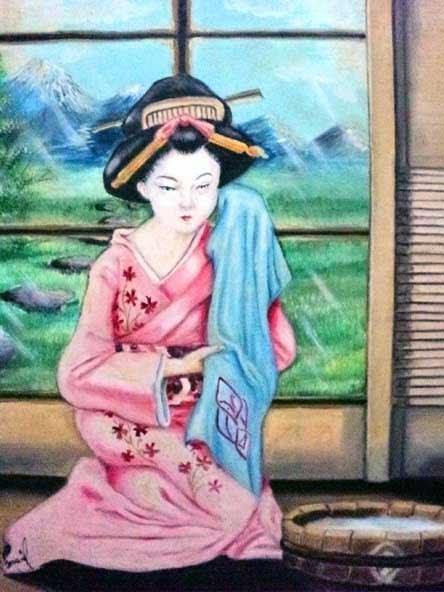 Geisha by Pentaro22
