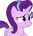 Starlight Touched by Twilight's Present