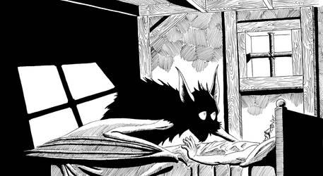 Night Terror by Hybris2