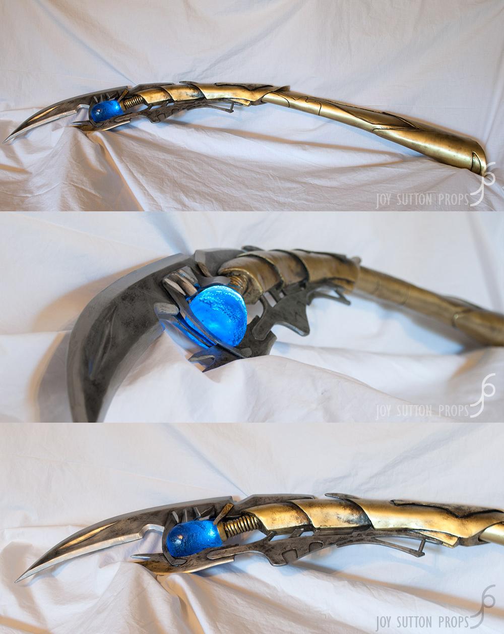 Loki's Scepter from The Avengers by Vogelkop