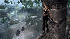 Rain On Ruins