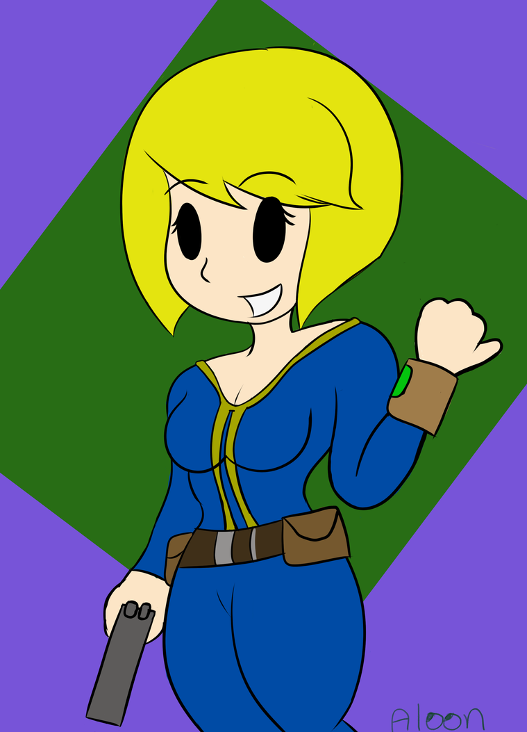 ault girls Vault girl is the female counterpart of vault boy, the vault-tec mascot, who sometimes appeared for female only perks or accompanies him in various images.