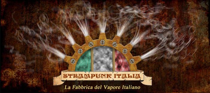 Associazione Steampunk Italia Logo
