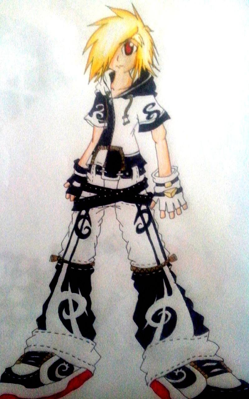 Alink Final Outfit by AlinkKiyoiYuusha