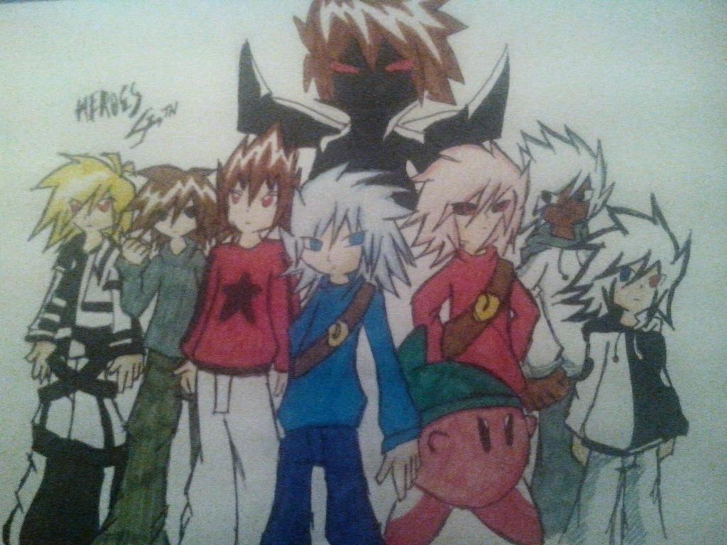 AGBK by Kokuzuma : Heroes 4th by AlinkKiyoiYuusha
