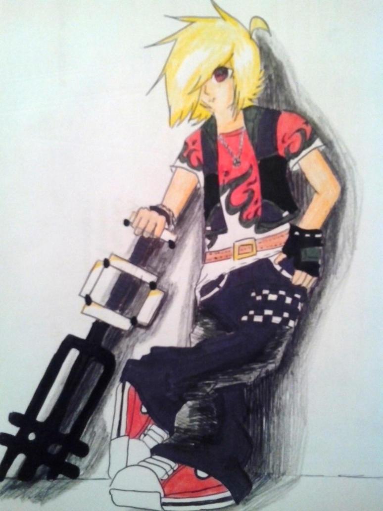 AGBK Character : Kiyorei by AlinkKiyoiYuusha