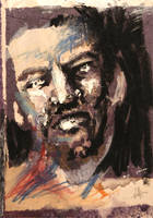 Christ by oilbigbrozer