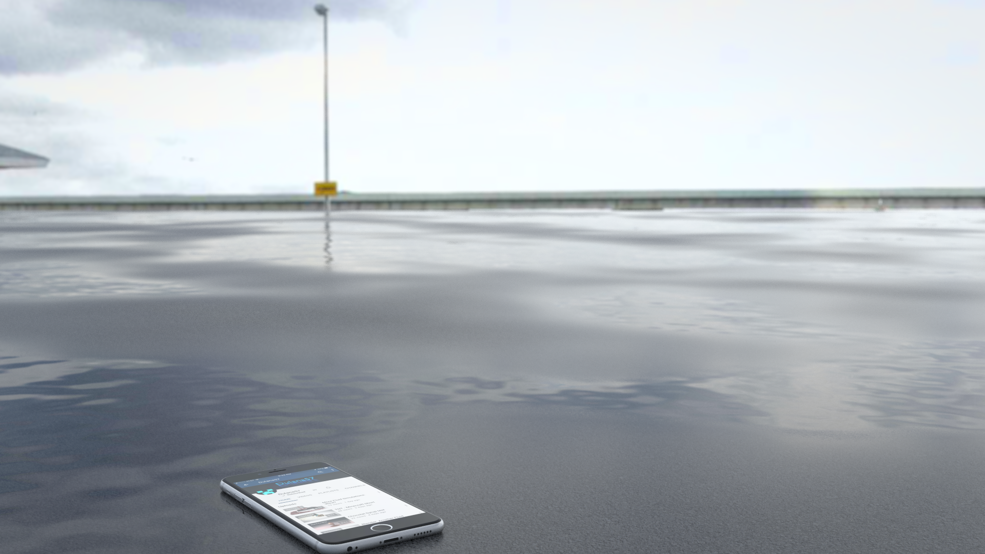 Realistic Puddles by Dulana57