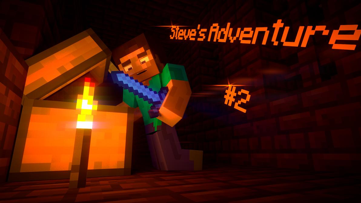 Steve's Adventure Part 2 by Dulana57