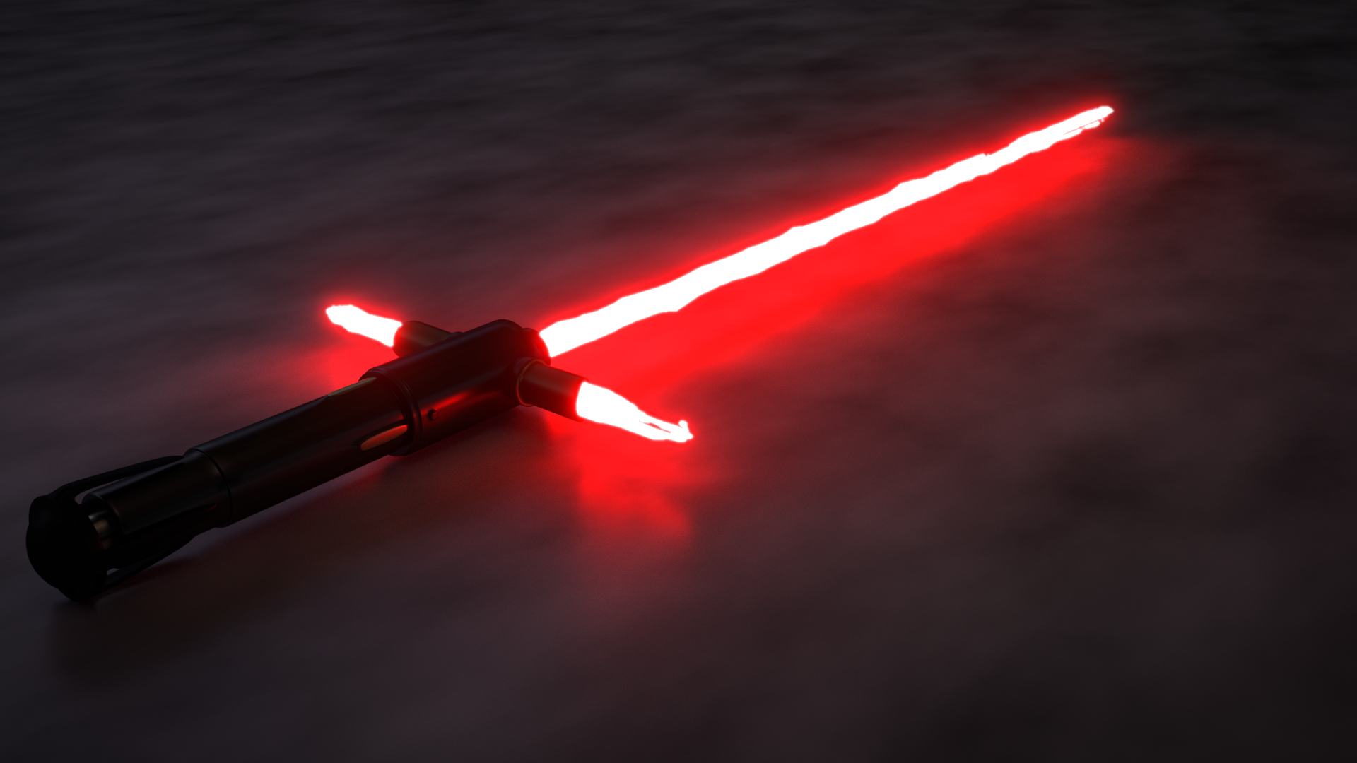 Kylo Ren's Lightsaber by Dulana57