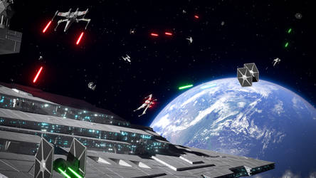 Star Wars: Attack on Earth