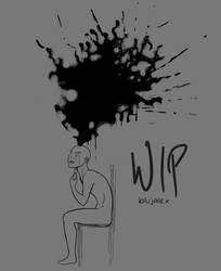 Shot - wip by Blujalex