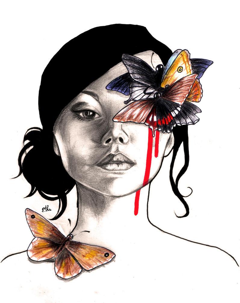 Butterfly by Otsumanu