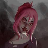 Kat by ArtistocrArt