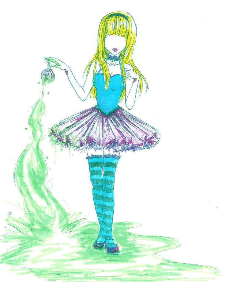 Poison Beauty by hesxmyxEDO