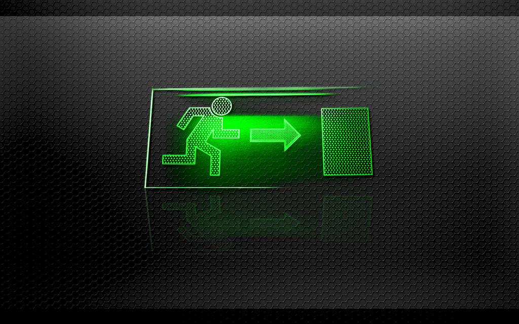 Exit Wallpapper RESIZE by Dufi