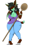 Gettsu the Chocolate Mint Imp [TF Submissions]