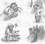On the origin of Trolls