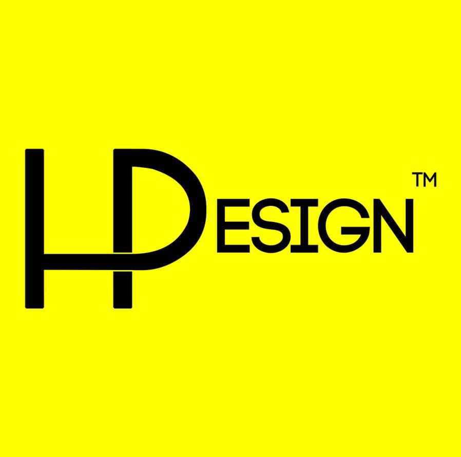 HP Design Logo by Basolian