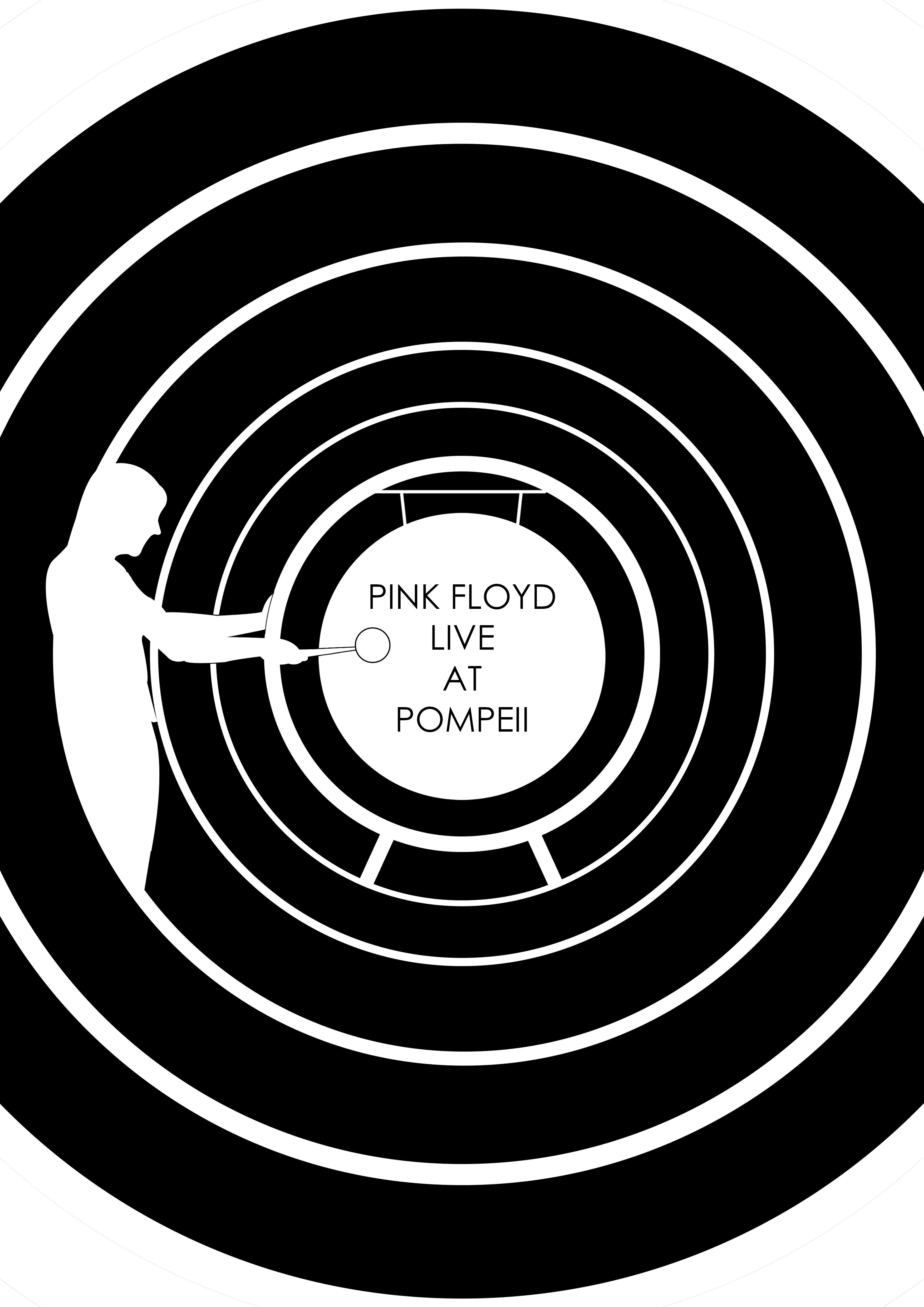Pink Floyd Live At Pompeii by Basolian on DeviantArt