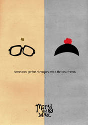 Mary and Max. by Basolian