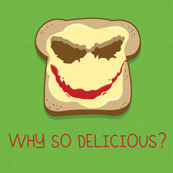Why So Delicious?