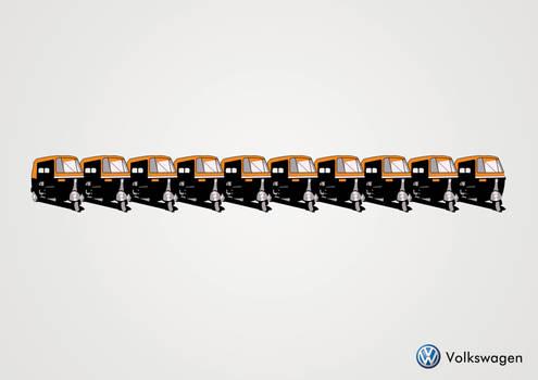 Volkswagen. Das Auto.