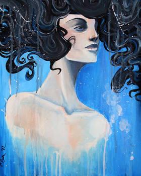 Acrylic Girl