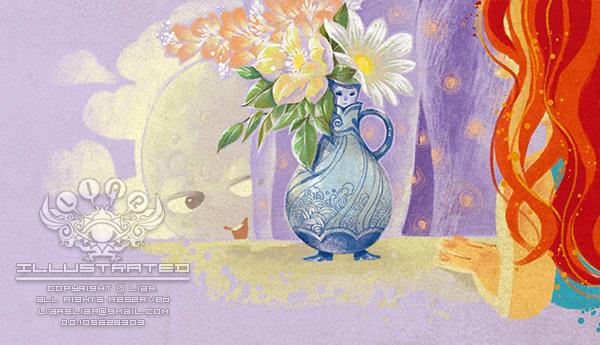 Miss Vase by liarsliar