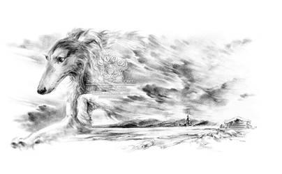 Deer blood by liarsliar