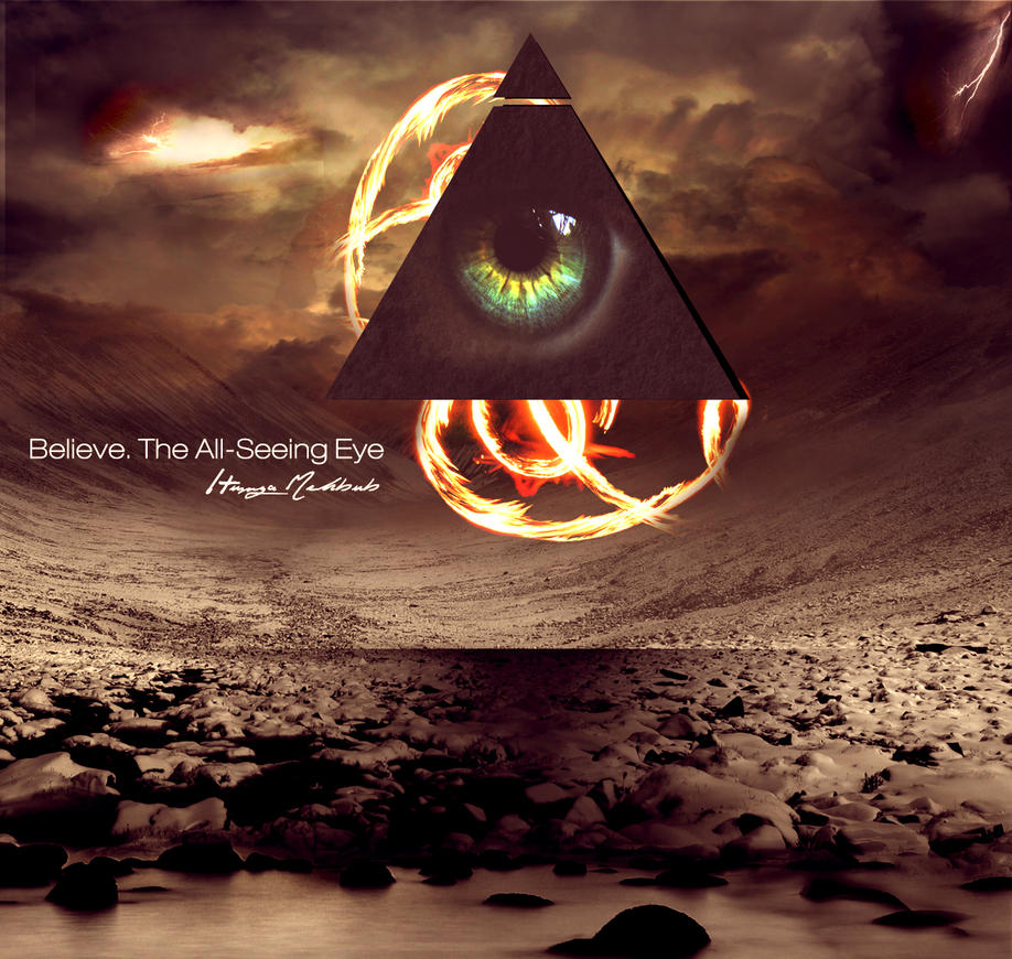 The All Seeing Eye By Stalker777 On DeviantArt