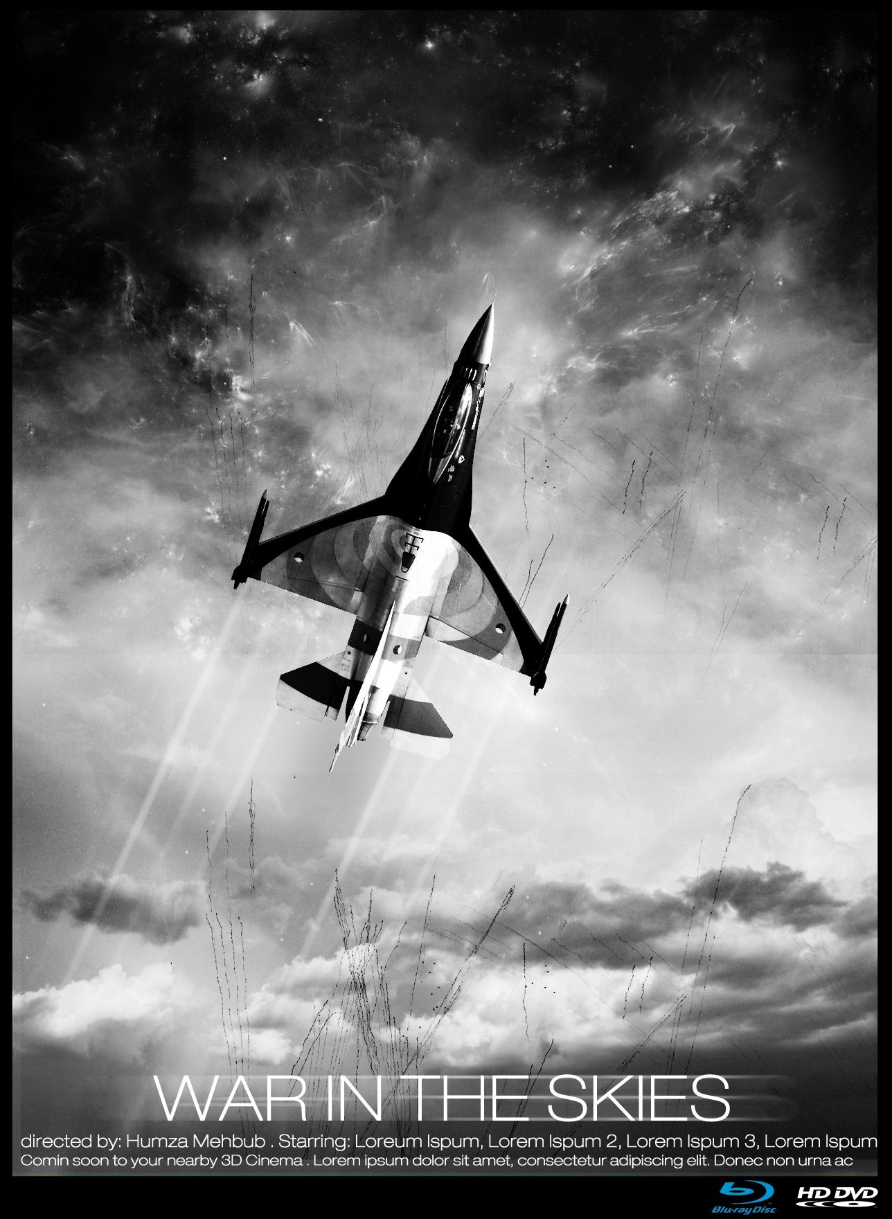 War In The Skies Movie...