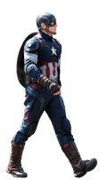 Captain America - Age of Ultron Render 2