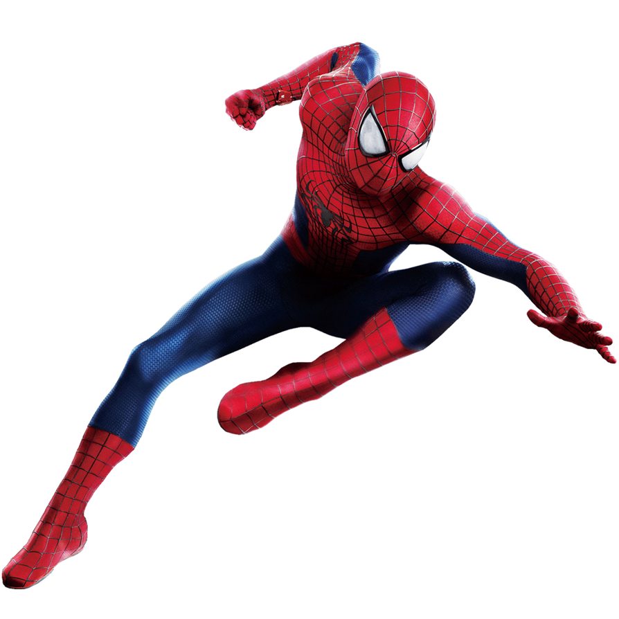 3d spider man transparent - photo #17