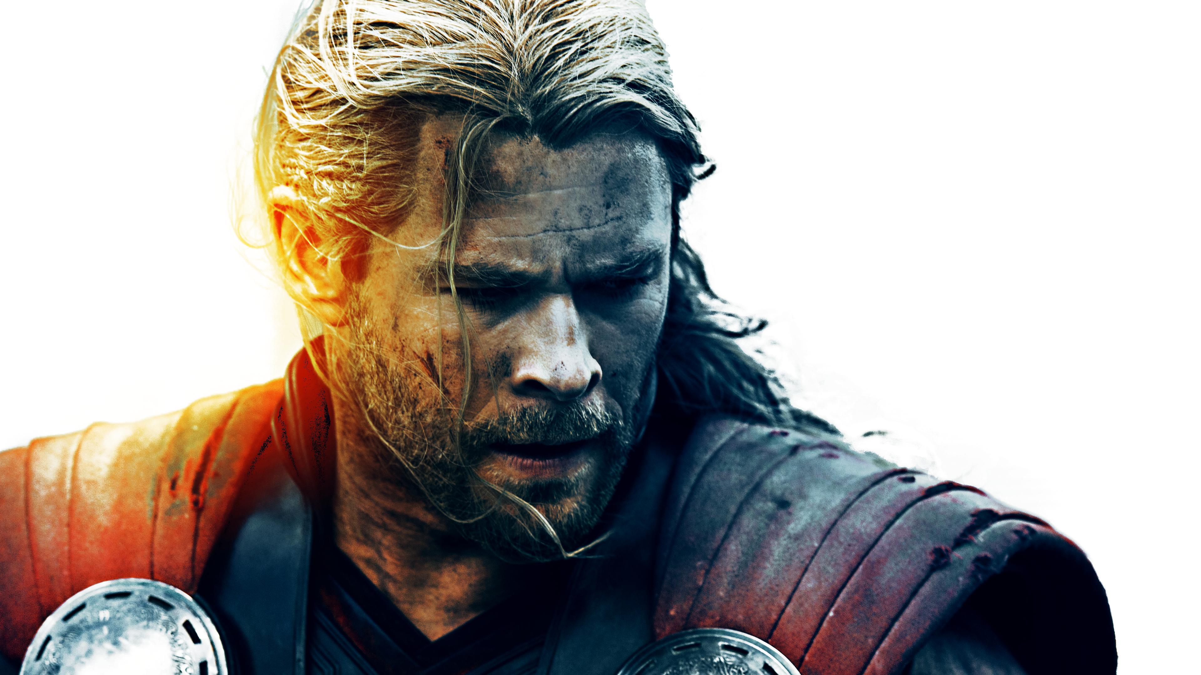 Thor Ragnarok - Thor Wallpaper (4K Ultra HD) by ...
