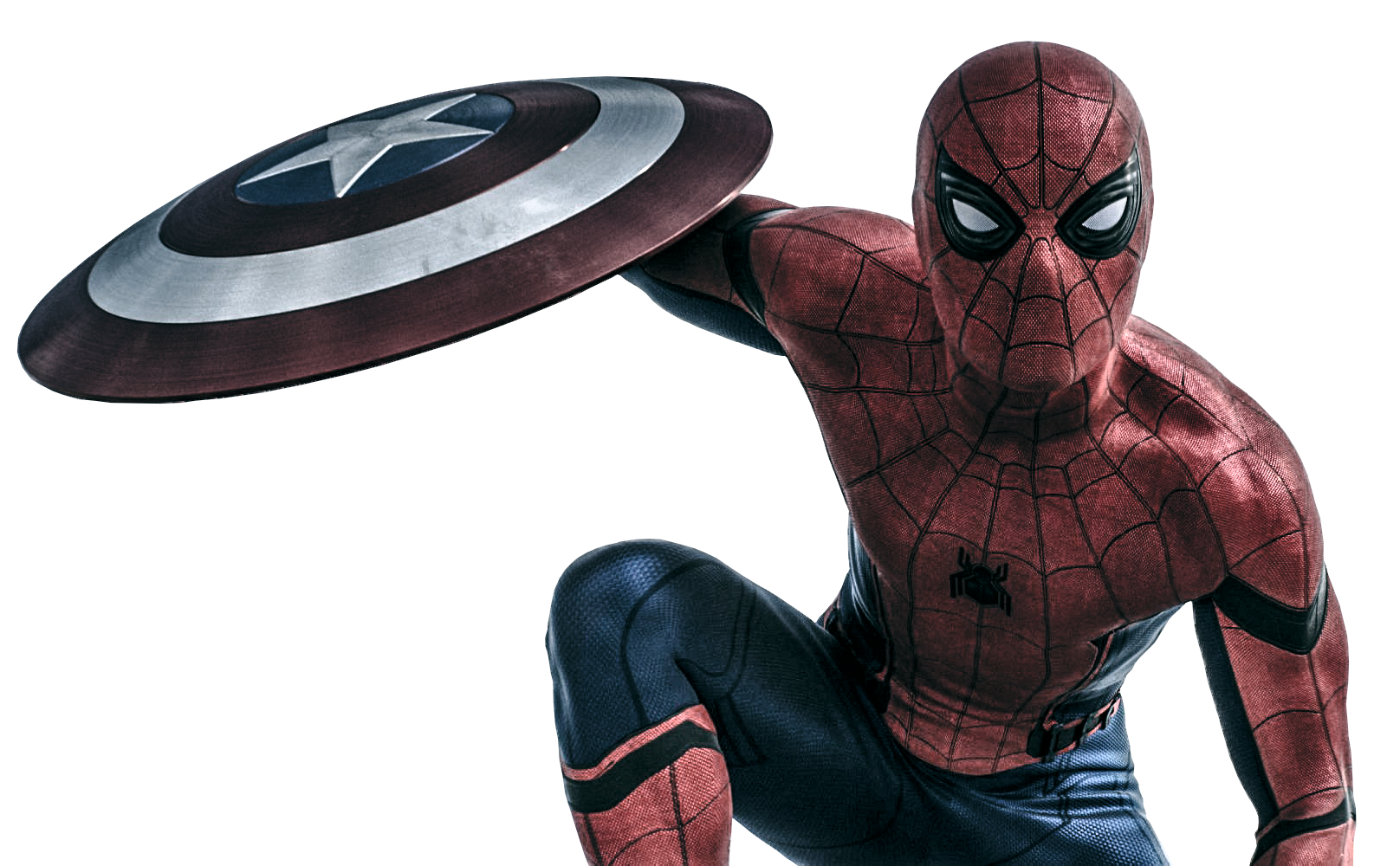 3d spider man transparent - photo #34