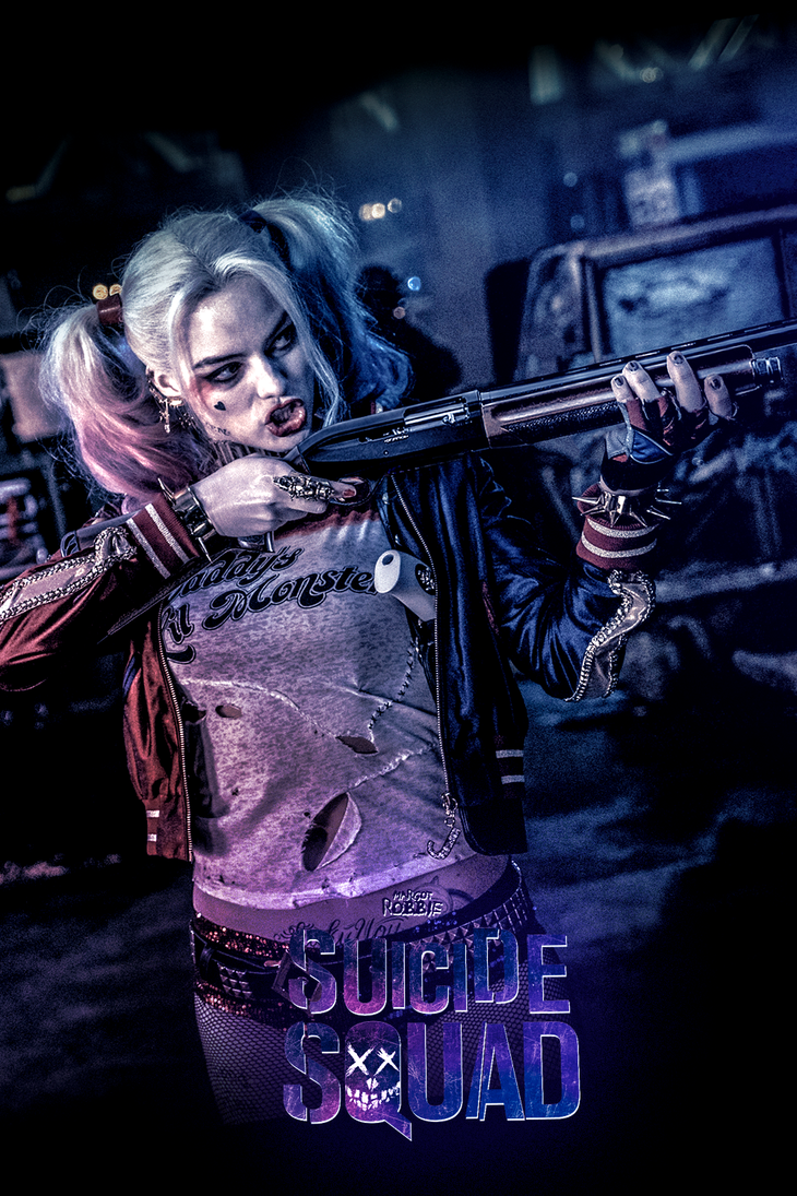 Suicide Squad - Harley Quinn : Weapon Poster by ...