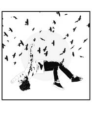 BTS Wings - Jungkook by Ayabai